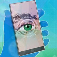 Samsung hints at retina scanner for the Samsung Galaxy Note 4?