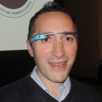 The creator of Google Glass, Babak Parviz, leaves Google for Amazon