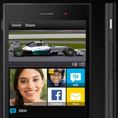 BlackBerry Z3 sales are going well in India thus far