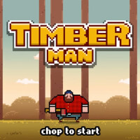 Loved Flappy Bird? Then say hello to Timberman