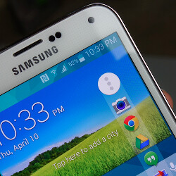 How to put more than five apps in your Samsung Galaxy S5 Toolbox without root