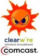 Comcast and Clearwire putting the heat on AT&T and Verizon