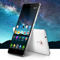 Monsters from Asia: the amazing ZTE Nubia Z7