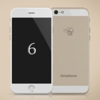 The GooPhone i6 is official - second iPhone 6 clone rears its head in China