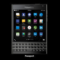 Images show that the super-weird BlackBerry Passport renders apps just fine, despite its square display