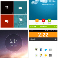 Which Android launcher are you using?