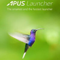 New APUS Android launcher bets on small footprint and zippy performance