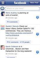 Facebook v3.0 for the iPhone is almost here, still no push notification