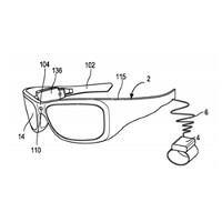 Microsoft patents augmented reality glasses that recognize items