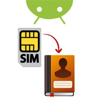 How to import SIM contacts to any Android phone