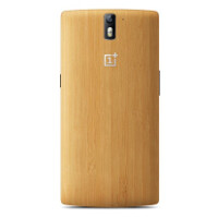 Bamboo back cover for OnePlus One to cost $49