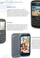 Best Buy flyer shows off Telus' BlackBerry Tour and HTC Touch Pro2 and Snap