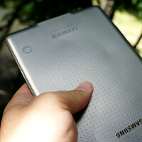 Samsung says the Galaxy Tab S 8.4 does not overheat, but has a defective back cover