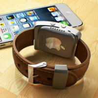 Apple may be working with others, like Swatch, to build multiple iWatches