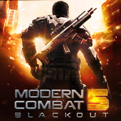 Modern Combat 5: Blackout for iPhone, iPad and Android is here: $6.99 and no in-app purchases