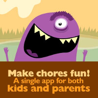 ChoreMonster arrives for Android to put fun in kids' tasks, and help exasperated parents
