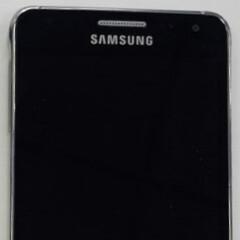 Samsung Galaxy Alpha to sport a 4.8-inch 720p screen?