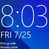 Live Lock Screen beta app launches for Windows Phone 8.1 users