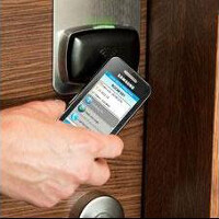 Hilton will let you unlock doors with your smartphone
