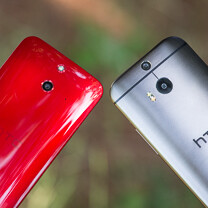 HTC One E8 vs HTC One M8: camera comparison