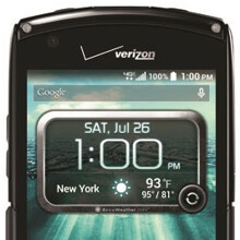 Kyocera Brigadier expected to feature a sapphire display