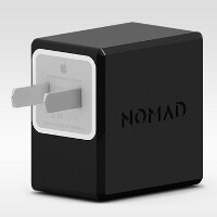 Turn your Apple iPhone charger into a spare battery with NomadPlus
