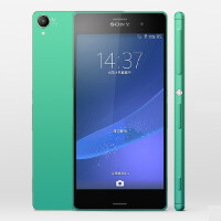 Fan-made renders show the upcoming Sony Xperia Z3 in a rainbow of colors