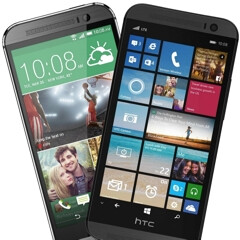 Poll: Would you prefer an HTC One (M8) running Android, or Windows Phone 8.1?