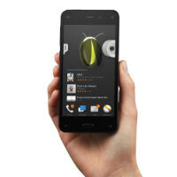 Fire Phone in Amazon's Top 10 all week, but 15% of reviews feature the word