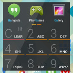 """App dialer allows you to """"dial-in"""" the app you are looking for"""