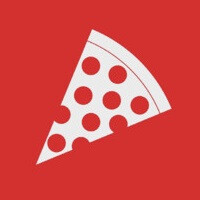 "Push for Pizza – humanity finally invents the ""push button, receive pizza"" app!"