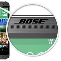 HTC might employ Bose to shrink the BoomSound speakers, thinning bezels to fit a larger One display