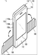 Samsung working on using folding keyboard design?