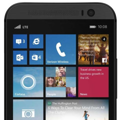 Windows Phone 8.1 version of HTC One (M8) spotted in Europe