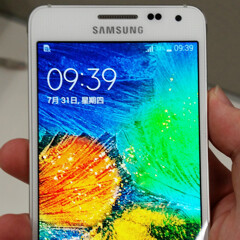 Samsung Galaxy Alpha visits the FCC