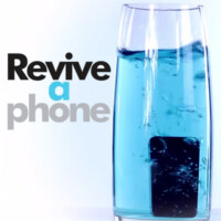 Reviveaphone is here to try and bring your drowned phone back to life Baywatch-style