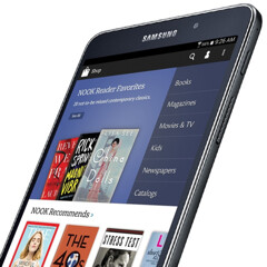 Samsung will showcase - and maybe launch - its first Nook tablet(s) on August 20