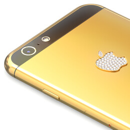 Concept: here's what a luxury, gold-plated iPhone 6 may look like
