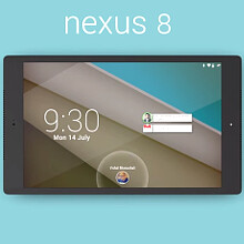 HTC's Nexus 8 tablet to be an Android L poster boy: 64-bit Tegra, 4 GB of RAM and 8 MP camera