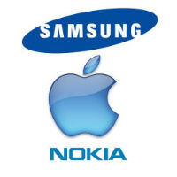 Samsung devices pushed by carriers far more than Apple or Nokia