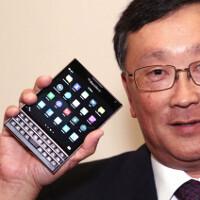 BlackBerry Passport receives its GCF certification