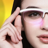 New in wearables from Japan: FUN'IKI Ambient glasses