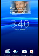 Sony Ericsson gives Android a new look with the Rachael's UI