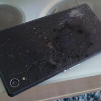 Sony Xperia Z2 lives after being submerged in salt water for 6 weeks