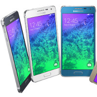Samsung Galaxy Alpha is now official: metal-made and the thinnest Galaxy yet