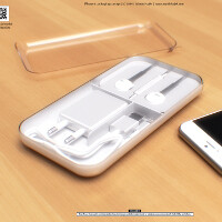 Artist imagines the iPhone 6 and its retail packaging, strikes gold
