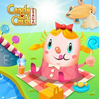 Candy Crush Saga now sees the downside of success