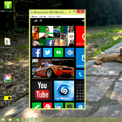 How to record screen video of a Windows Phone 8 device