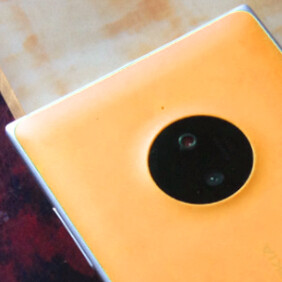 Nokia Lumia 830 leaks out in full bloom, flaunting a mysterious PureView camera setup