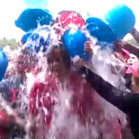 Watch T-Mobile CEO John Legere get iced